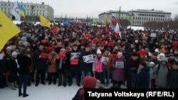 Homenaje a Boris Netmsov en San Petersburgo.