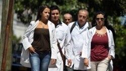 Nuevo contrato pone presión sobre médicos cubanos