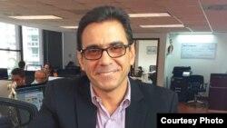 """Osmín Martínez, director ejecutivo del """"Diario Las Américas""""."""