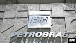La estatal brasileña Petrobras.
