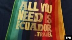 Slogan de la campaña de turismo ecuatoriana