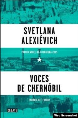 """Voces de Chernóbil"", Svetlana Alexiévich."