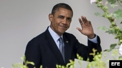 Fotografía de archivo del presidente estadounidense, Barack Obama.