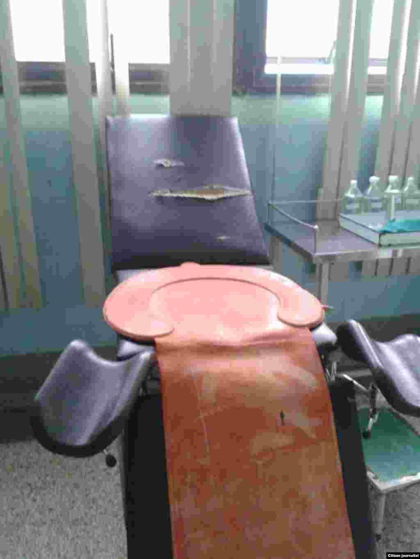 Hospital La Habana Reporta Cuba Foto Stebve Maikel Pardo