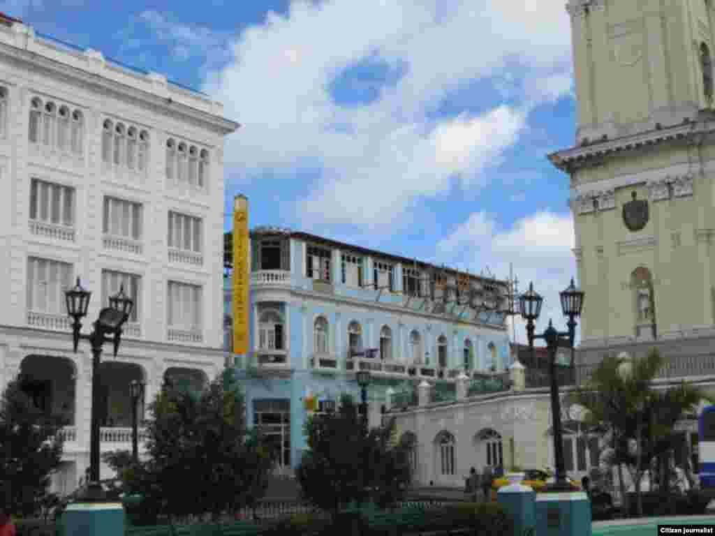Hotel Casa Granda en Santiago de Cuba foto Ridel Brea