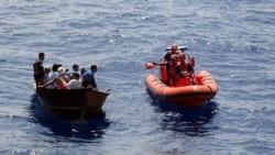 Portavoz de la Guardia Costera informa sobre repatriación de balseros cubanos