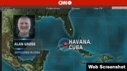 The Situation Room de CNN entrevista a Gross.