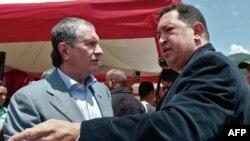 Chávez y Sechin