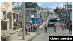 Reporta Cuba calles santiago foto ovidio martin