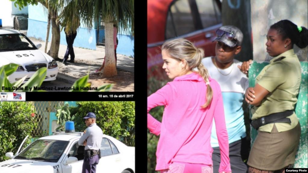 Operativo contra las Damas de Blanco en Cuba el Domingo de Pascua