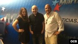 """1800 Online con el músico, cantante, compositor y productor cubano Luis """"Papo"""" Márquez."""