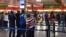 Chequeo de Inmigración del Aeropuerto Internacional Jose Martí, en La Habana.