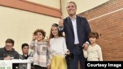 Iván Duque, candidato a la presidencia de Colombia (Cortesía Redes Sociales).