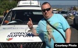 Alan Henning formaba parte de un convoy humanitario cuando fue secuestrado por EI.