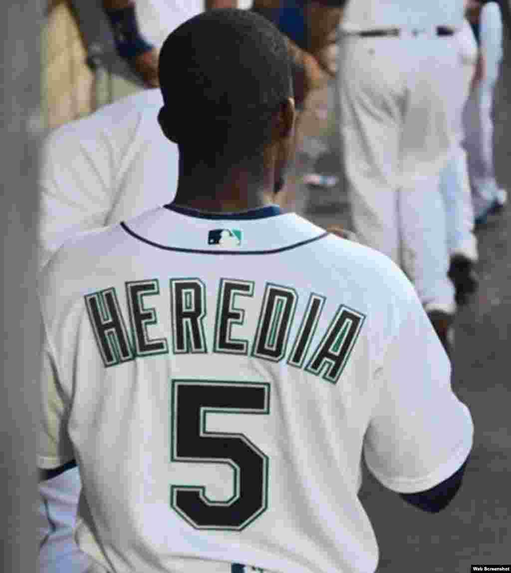 El jardinero derecho de los Marineros de Seattle, el matancero Guillermo Heredia, bateó para .385 (5 hits en 13 turnos), con 2 carreras impulsadas, 5 anotadas y 2 ponches, en los últimos 7 juegos de la temporada 2016 de Grandes Ligas.