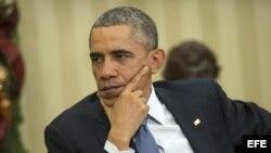 El presidente de Estados Unidos, Barack Obama. Foto de archivo.