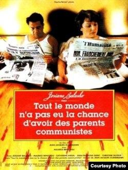 Film francés sobre la educación comunista paterna.