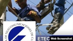 ETECSA nota informativa Reporta Cuba