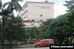 El Hospital Docente Enrique Cabrera (Ernesto G. Díaz)