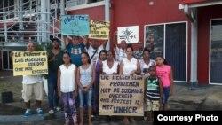 Cubanos en Surinam piden ser reasentados en otro país