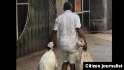 Reporta Cuba. Foto: @yusnaby.
