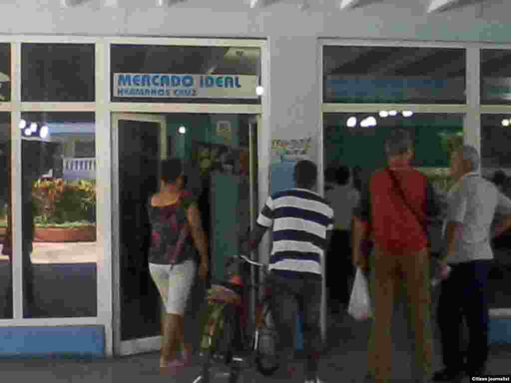 Reporta Cuba Tiendas en Pinar del Río Foto Miladis Carnel