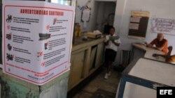 Ciudadanos de Morón temen ante presencia del cólera