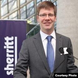 David Pathe, ejecutivo principal de Sherritt International.