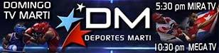 Promo Banner - 308 x 75 - Deportes Marti