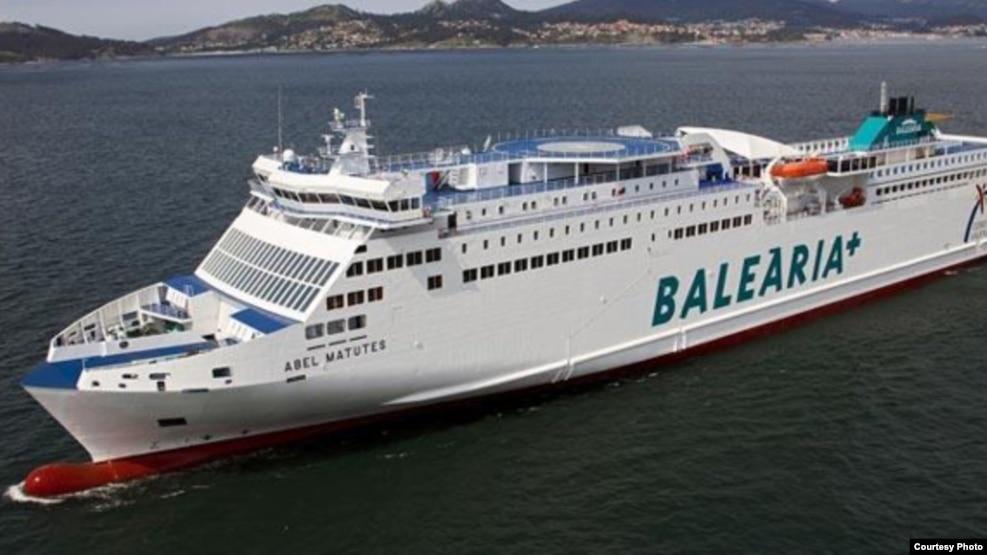 Abel Matutes Ferry