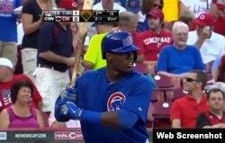 Jorge Soler, Chicago Cubs 2015