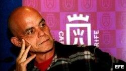 El escritor cubano Pedro Juan Gutiérez. Foto de archivo