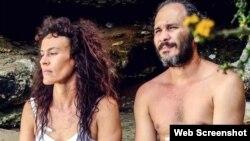 """Imagen del filme """"Santa y Andrés"""", del cineasta cubano Carlos Lechuga."""