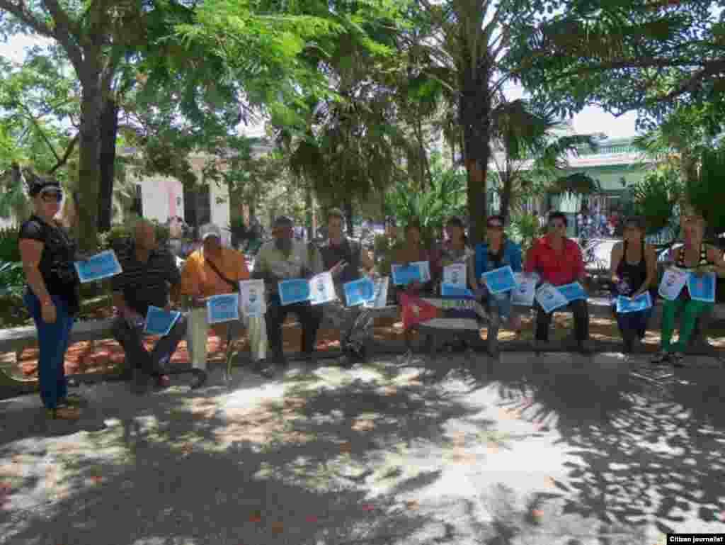 Reporta Cuba Campana Conecta Cuba Foto Yelky Puig