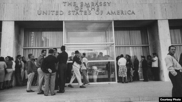 Oficina de Intereses de Estados Unidos en Cuba