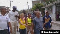 Reporta Cuba Activistas de UNPACU Foto @alexisunpacu