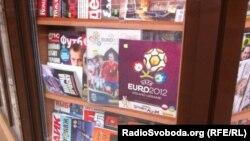 Libros a la venta en Ucrania