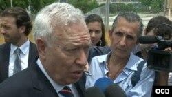 García Margallo de visita en Miami