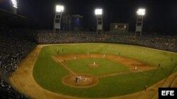 Estadio Latinoamericano en Ciudad de La Habana