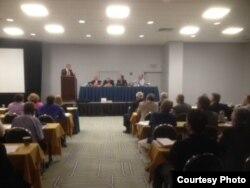 Evento de ASCE en Miami. Foto cortesía de Jorge Riopedre.