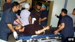 Herido tras ataque en Siria