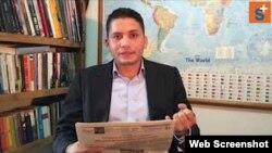 1800 Online con Eliecer Ávila Cicilia, fundador y presidente de Somos+
