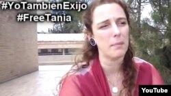 Continúa detenida Tania Bruguera y otros 15 opositores