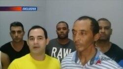 Cubanos presos en Panamá piden ser tratados igual a los de Chiriquí