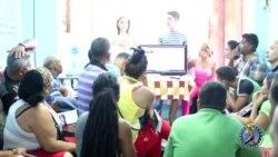 """Taller """"Cuba Tweets Joven"""" en Santiago de Cuba"""