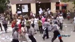 Ola de arrestos a Damas de Blanco y activistas pacíficos en Cuba