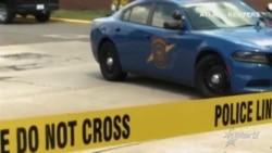 Dos policías muertos en un tiroteo en un juzgado de Michigan