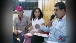 Maduro confirma su cercanía con líder de las FARC