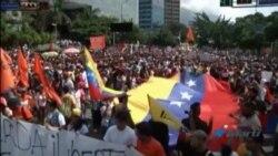 Parte de la oposición venezolana apuesta por el diálogo
