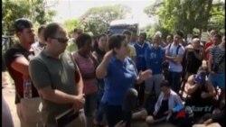Migrantes cubanos en Costa Rica se alistan para seguir viaje